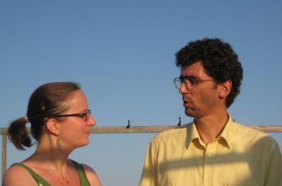 Eva und André